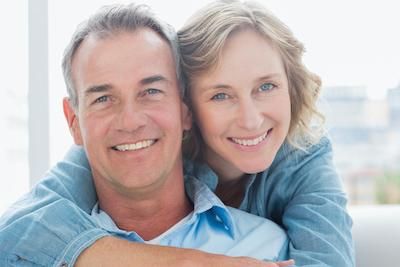 couple after periodontal treatment in vienna va