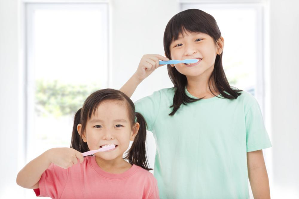 Kids Brushing Teeth | Childrens Dentist in Vienna