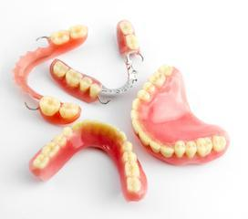 picture of dentures in vienna va
