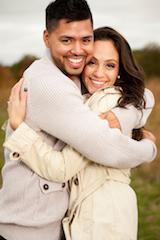 a couple smiles | Periodontal Treatment Vienna VA