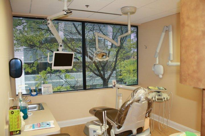 Our operatory at our Tysons dental office