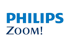 a banner that reads Philips ZOOM! | Teeth whitening vienna va